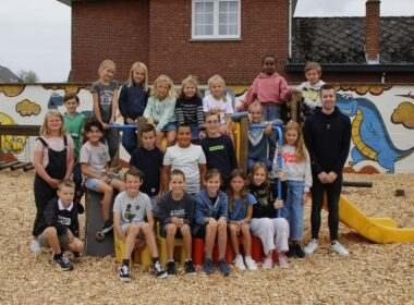 4e meester Kevin
